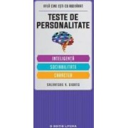 Teste de personalitate Inteligenta sociabilitate caracter - Salvatore V. Didato