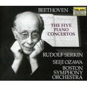 L.V. Beethoven - Five Piano Concertos (0089408006128) (3 CD)