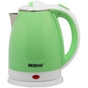 Online World (Green, White) 1.8 litre Fast Electric Kettle(1.8 L, Green)