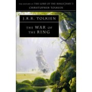 War of the Ring - History of the Lord of the Rings (Tolkien Christopher)(Paperback) (9780261102231)