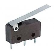 L.S.C. Isolanti Elettrici Microdeviatore 3a-125v Fine Corsa Con Leva Lunga Per Circuiti Stampati