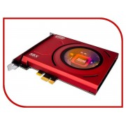 Звуковая карта Creative Sound Blaster Z PCI-eX int. Retail 70SB150000001