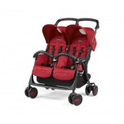 Peg-Perego Kolica aria shopper twin class.geo red (P3180011336)