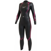 Speedo EV-15 Event Fullsuit Women Black/Pink L