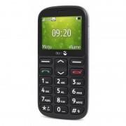 Doro Téléphone Mobile plat - DORO 1361 - Noir