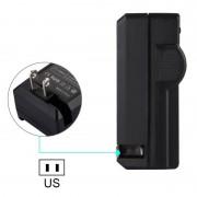 PULUZ VS Plug acculader voor Canon NB - 4L / NB - 8L accu