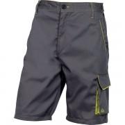 Bermuda da lavoro Delta Plus M6BERGRGT - 401096 abbigliamento da lavoro - grigio/verde - Taglia l - Conf 1 - M6BERGRGT