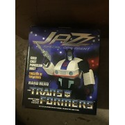 Transformers Jazz Special Ops Agent Cold Cast Porcelain Bust Limited Edition Collectible By Hard Hero