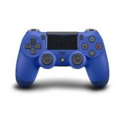 Sony Dualshock 4 V2 Controller Wireless Per Playstation 4 Colore Wave Blu