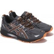 Asics GEL-VENTURE 5 Running Shoes For Men(Black, Orange)