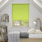 Jaluzea tip Rulou material Carina 4963 culoare Verde 600 mm x 1300 mm