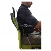Deréktámasz, háttámasz székre
