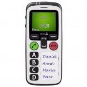 Doro Secure 580IUP - Branco / Preto