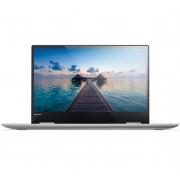 Lenovo Yoga 720 13.3 FullHD IPS Antiglare Touch i5-8250U up to 3.4GHz QuadCore, 8GB DDR4, 256GB SSD m.2, Backlit KBD, Fingerprint Reader, USB-C, WiFi, BT, HD cam, Platinum, Win 10 + Active Pen