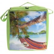 Chladící taška 18L zelená