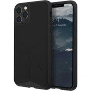 caz UNIQ iPhone Transforma 11 Pro negru / negru abanos