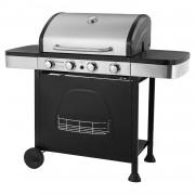 Happy Garden Barbecue au gaz HOUSTON - 4 brûleurs avec thermomètre