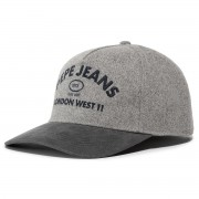 Шапка с козирка PEPE JEANS - Murray Cap PM040465 Grey Marl 933