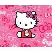 Tapet Disney Hello Kitty