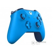 Controller wireless Xbox One cu conexiune headset 3,5 mm headset, albastru