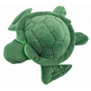Puzzled 5131 6 in. Plush - Sea Turtle -Pack of 6