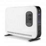 Klarstein Baltrum, електрически нагревател, конвектор, 2000 W, свободно стаящ, бял (HTR7-Baltrum w turbo)