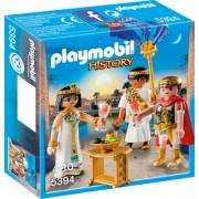 Caesar si Cleopatra Romans and Egyptians Playmobil