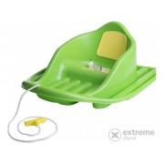 Sanie Stiga Baby Cruiser, verde