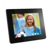 Aluratek AWDMPF208F - Digital photo frame - flash 8 GB - 8-inch - 1024 x 768
