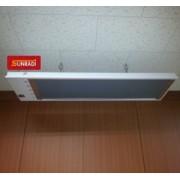 Panou radiant cu infrarosu SunRadi SH 25 - 2500 W cu telecomanda