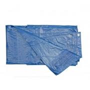 Ponyva vízhatlan 5×8m kék 75g/m2 Kód:285116