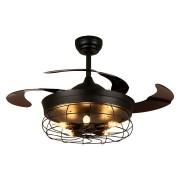 LBA Home Mela De Vento, A Discrete And Powerful Ceiling Fan