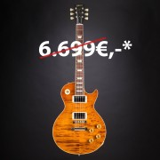 Gibson Les Paul Standard Rock Top Fossilized Flame Limited Edition #971123