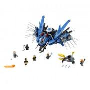 Lego Конструктор Lego Ninjago 70614 Лего Ниндзяго Самолет Молния Джея