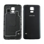 Tampa de Bateria para Samsung Galaxy S5 Neo - Preto