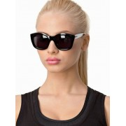 Le Specs Runaways Solglasögon Svart