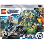 LEGO Super Heroes: Avengers Speeder Bike Attack (76142)