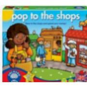 Joc educativ La cumparaturi POP TO THE SHOPS