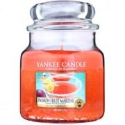 Yankee Candle Passion Fruit Martini vela perfumada 411 g Classic mediana