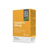 ALL IN A DAY Vitamin C 500 mg