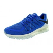 Nike Men's Air Max 2015 Game Royal,Black,White,Blue Lagoon Running Shoes -8 UK/India (42.5 EU)(9 US)