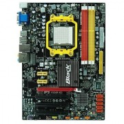 ECS (V1.0) Socket AM3/ AMD 785G/ 4DDR3-1600(OC)/ GbE/ Raid/ DVI/ VGA/ eSATA ATX Motherboard A785GM-AD3