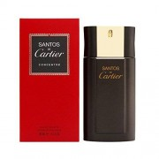 Cartier Santos De By For Men Concentrate Edt Spray 3.3 Oz (Packaging May Vary)
