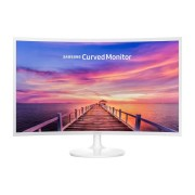 "Samsung C32F391FWU 32"" Full HD White computer monitor"