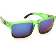 Spy Wayfarer Sunglasses(Blue)