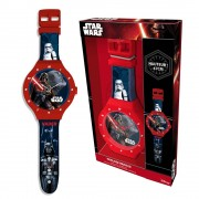 Star Wars Väggklocka, stort armbandsur