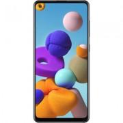Телефон Samsung Galaxy A21s 32GB, Черен