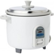 Panasonic SR-WA18(GE9)PMS Electric Rice Cooker(4.4 L, White)