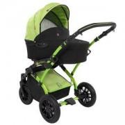 Комбинирана бебешка количка 2 в 1 TUTEK Tambero green and black (AK2), 133358024