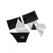 Fifty Shades of Grey: Soft Limits, Deluxe Wrist Tie